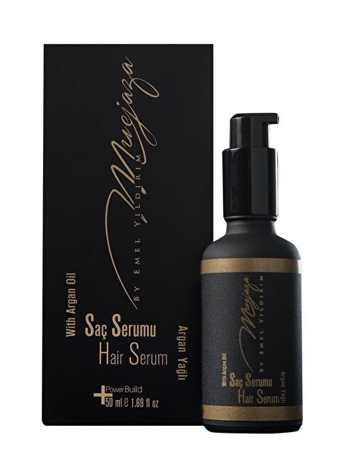 Muejaza By Emel Yıldırım Argan Saç Serumu 50Ml Renksiz